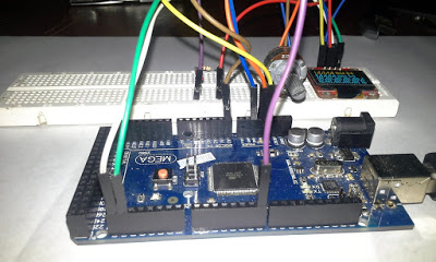 Modbus RTU Master Library tests with Arduino Part 1