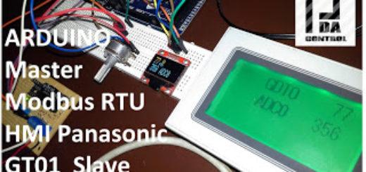 ArduinoMastermodbusRTU-GT01Panasonic