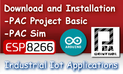Download and Installation of PAC Project Basic + PAC Sim (Simulator Opto22)
