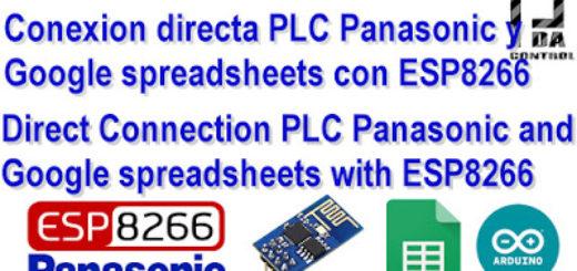 ESP8266GooglesheetPLCmodbus