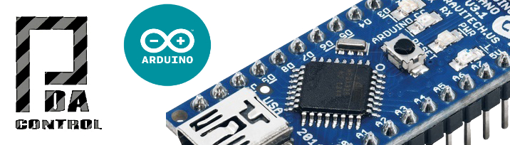 ESP8266 PDAControl