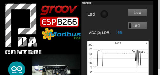 pdacontrol groov opto22 esp8266