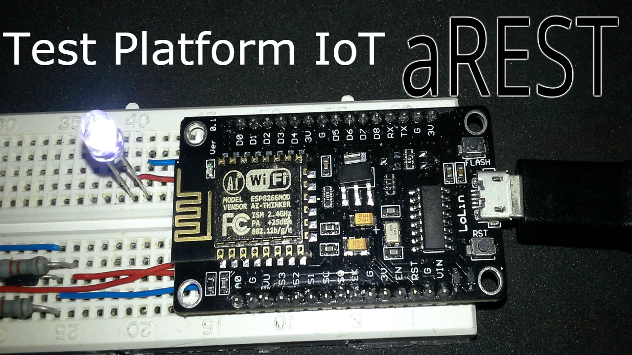 Introduction IoT Platform aREST.io