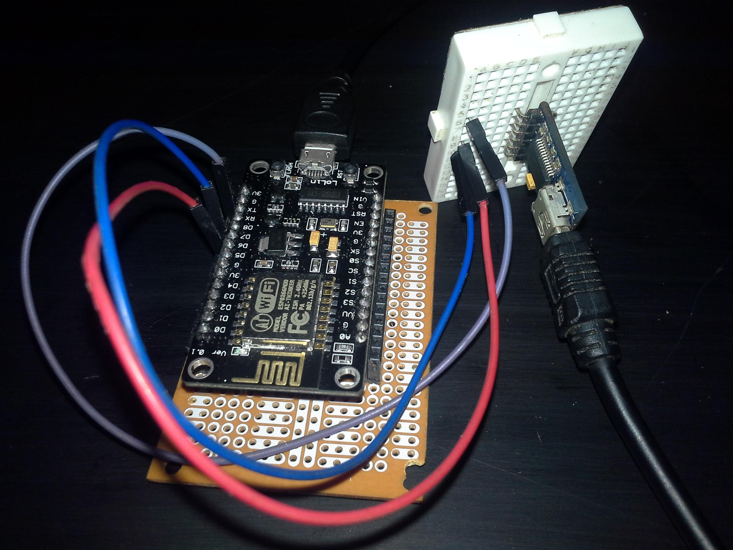 ESP8266 SoftwareSerial