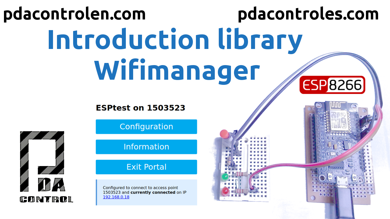 Introduction library WifiManager