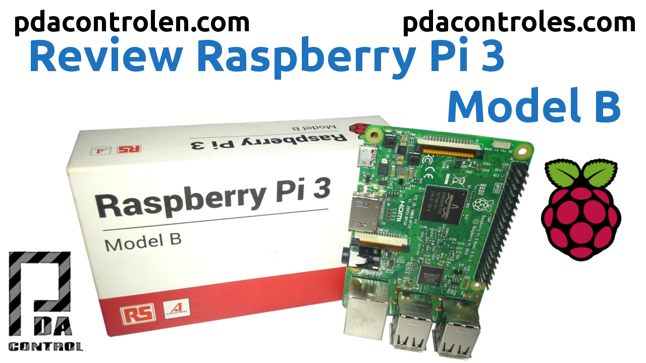 A look at the Raspberry Pi 3 Model B
