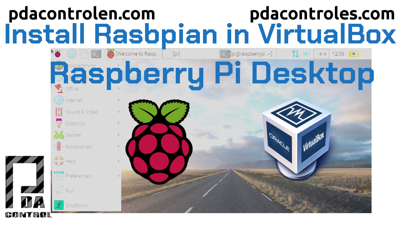 Installation of Raspbian OS in Virtual Machine (Virtualbox)