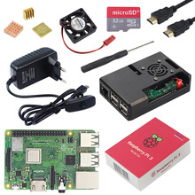 Raspberry Pi 3 Model B or B+ with Case