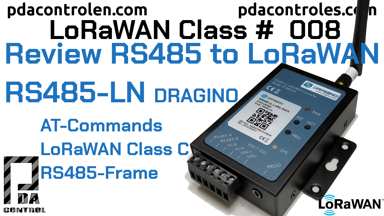 Review Dragino LoRaWAN RS485 to LoRaWAN RS485-LN Converter #8