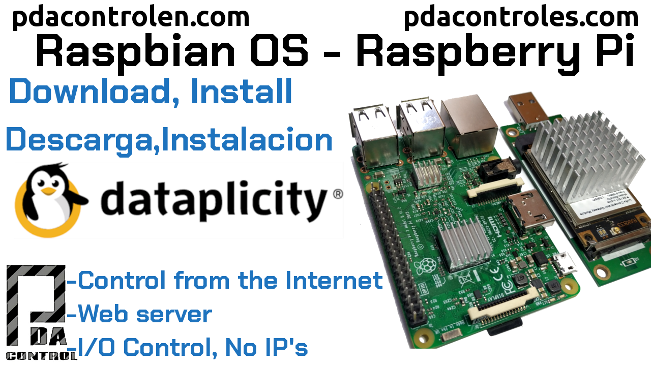 Install Dataplicity on Raspberry Pi (Without Desktop)