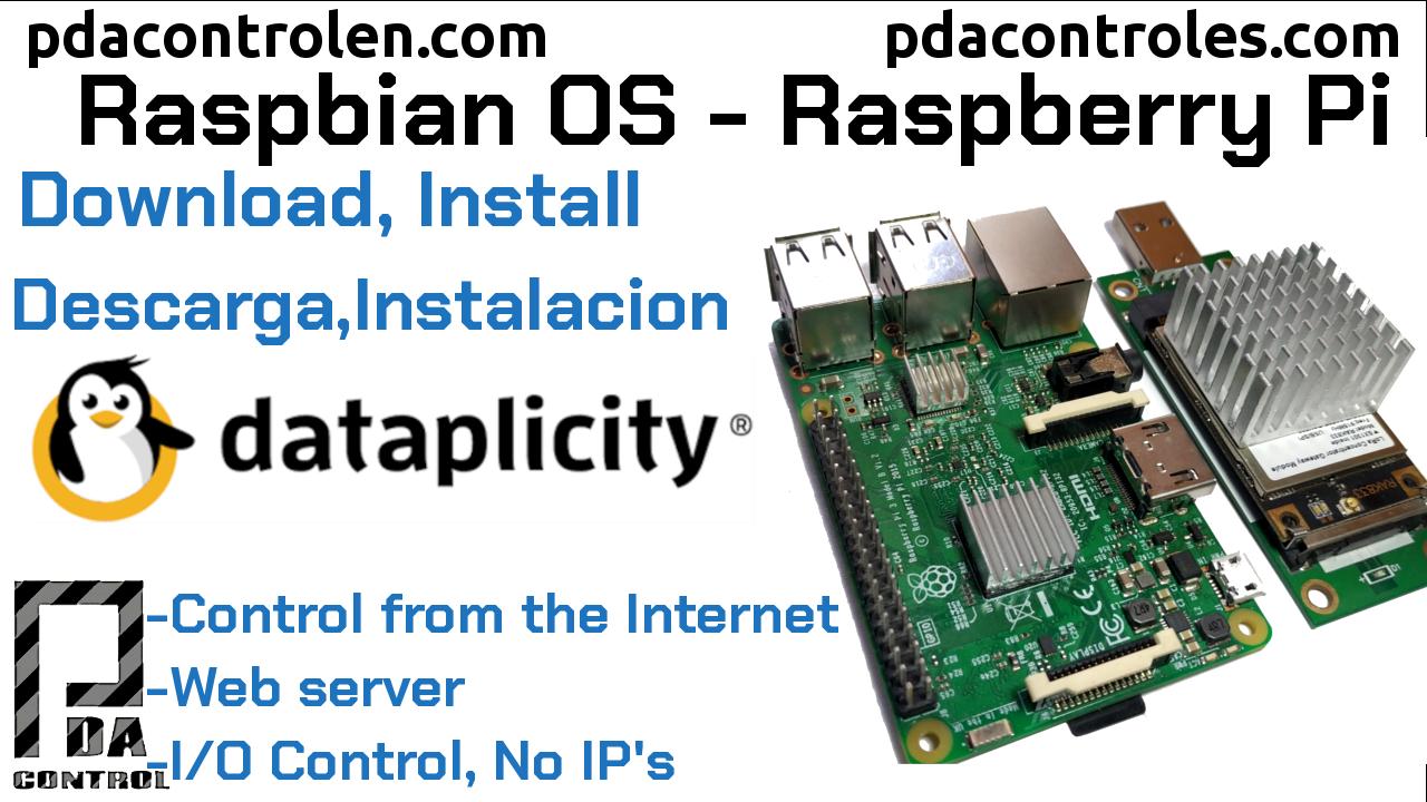 Install Dataplicity on Raspberry Pi (Without Desktop)